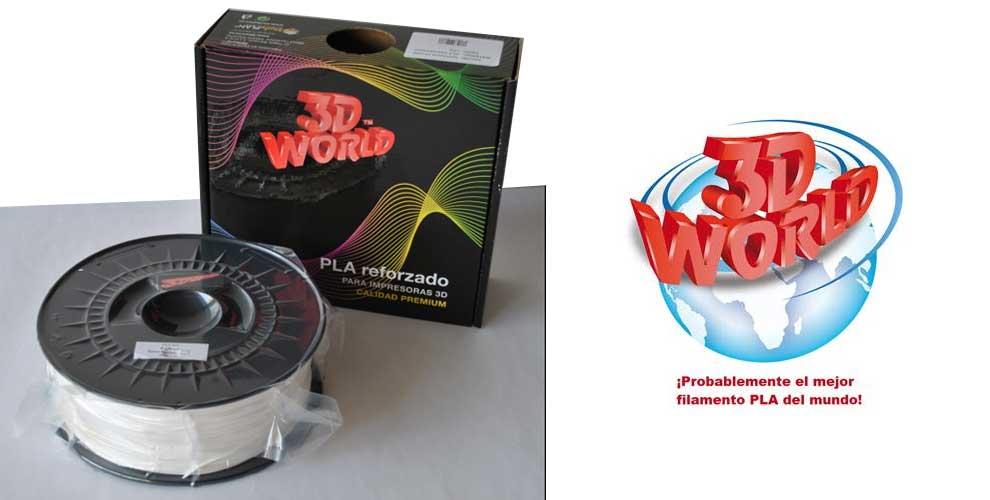 StudyPLAN fabrica su propio filamento PLA Premium y PLA Reforzado