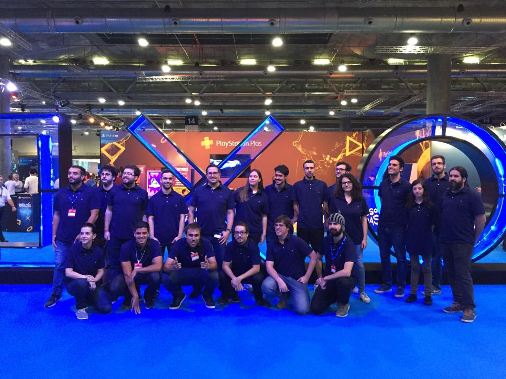 Sepiia colabora con el equipo de PlayStation para conmemorar el 10º aniversario de PlayStation España