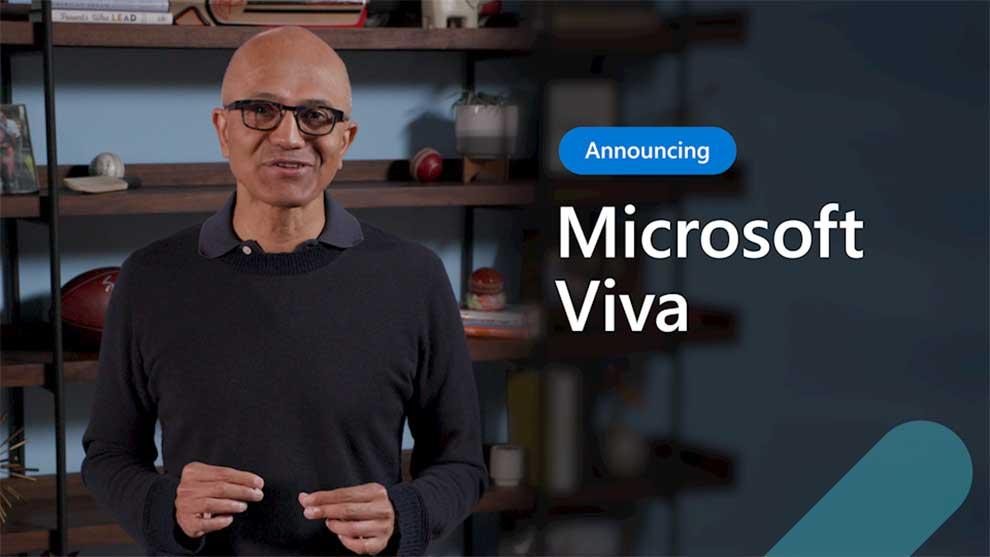 Microsoft presenta una nueva plataforma de experiencia del empleado