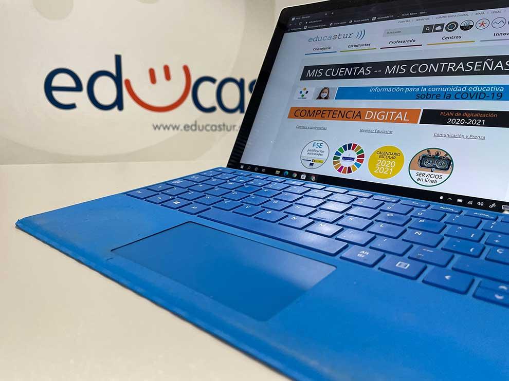 Las aulas de Asturias se digitalizan con Surface de Microsoft