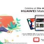Huawei se vuelca en el Día del Libro gracias a sus soluciones tecnológicas y con promociones